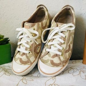 COACH Barret Sneakers Size 8.5